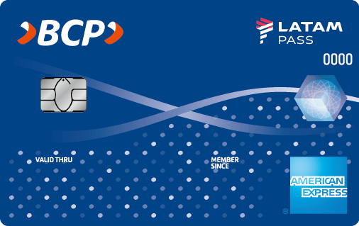Amex Latam Pass Banca Personas Bcp